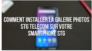 Comment Installer, mettre à jour et désinstaller des applications sur votre smartphone STG
