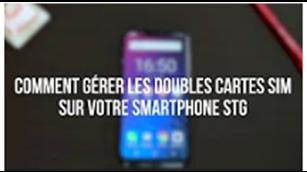 Comment gérer les doubles cartes SIM sur votre smartphone stg